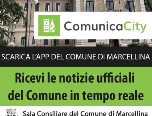 Marcellina Comunicato stampa per ComunicaCity